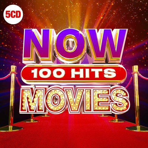 NOW 100 Hits: Movies   5 CD Album