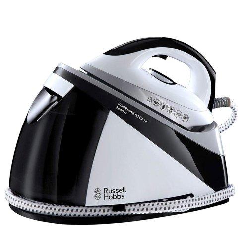 Russell Hobbs 23393 Supreme Steam Generator 2400W 1 Litre Black/White