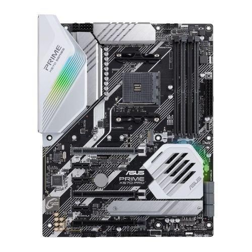 Asus Prime X570-Pro Amd X570 Am4 Atx 4 Ddr4 Hdmi Dp Sli/Xfire Pcie4 Rgb Lig 90MB11B0-M0EAY0