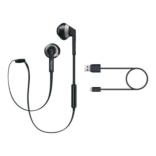 247e279c250 Philips SHB5250BK Wireless Bluetooth Earphones on OnBuy