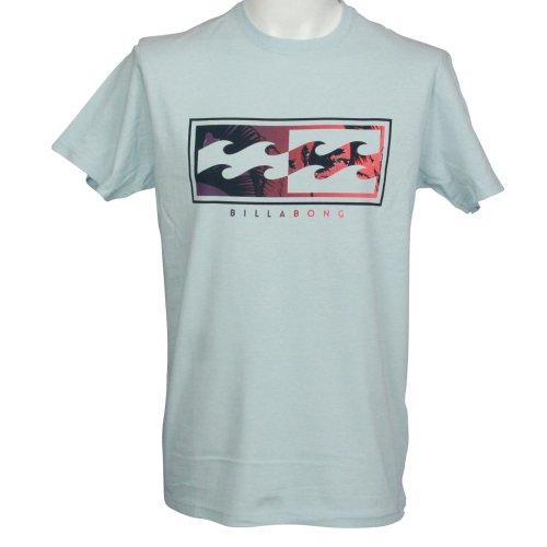 df15e8e143b4a Billabong Men s T-Shirt ~ Inverse sky blue on OnBuy