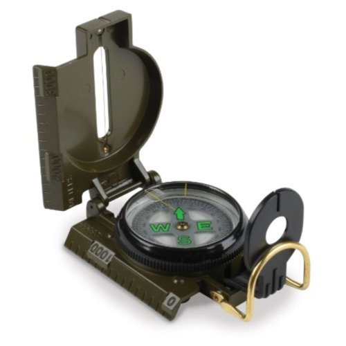 Stansport Lensatic Marching Compass