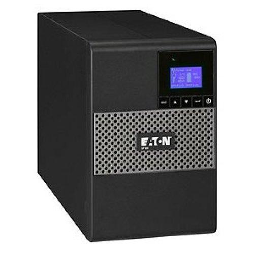Eaton 5P850I 850VA 6AC outlet(s) Tower Black uninterruptible power supply (UPS)