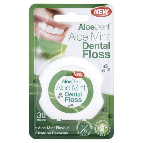 Aloe Dent Dental Floss 30m (Pack of 3)