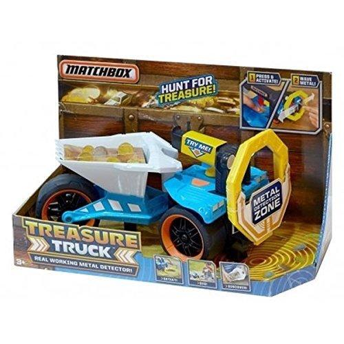Mattel Matchbox DJH50Traffic Models Treasure Hunt Truck