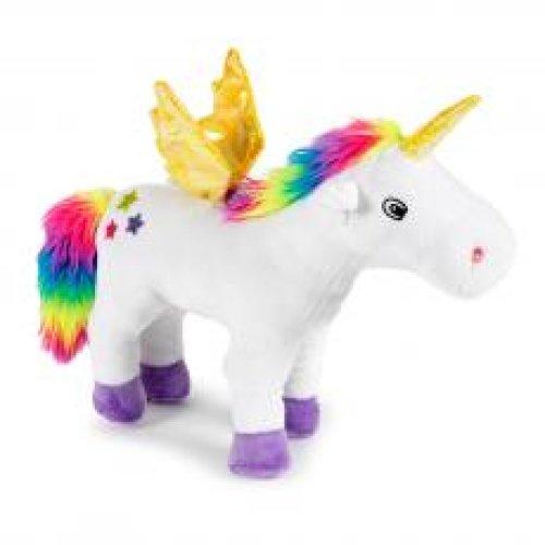 Ancol Rainbow Unicorn 44cm (Pack of 3)