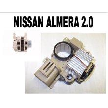 NISSAN ALMERA 2.0 1996 1997 - 2000 HATCHBACK NEW ALTERNATOR REGULATOR