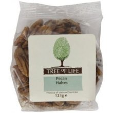 Tree Of Life - Pecan Nuts 125G X 6