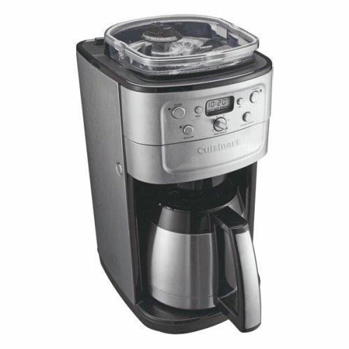 Cuisinart Grind & Brew Plus Bean to Cup Coffee Machine DGB900