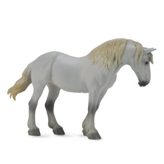 CollectA ? col88702 Percheron Mare ? Grey ? Size XL