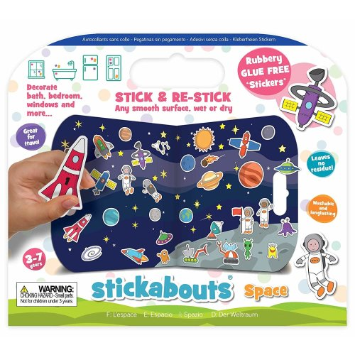 Space Stickabouts Game