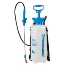 8lt Pressure Sprayer -  8ltr pressure sprayer silverline 868593 garden