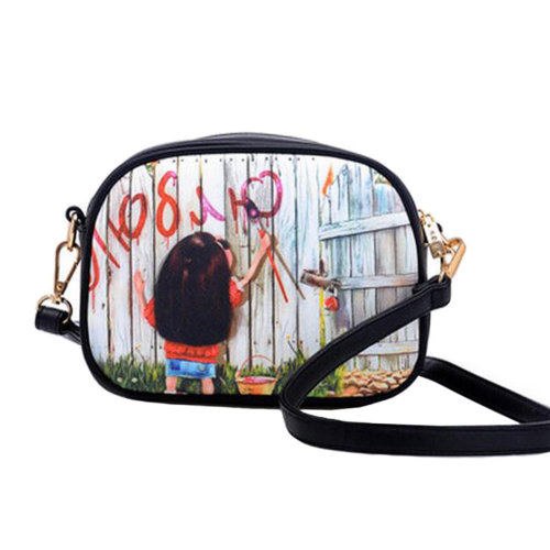 Lovely Purse Bag Single Shoulder Strap Bag Girlfriend Kid Birthday Gift Cute Girls Leisure