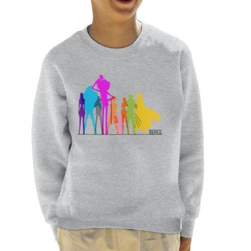 One Piece Team Luffy Kid's Sweatshirt