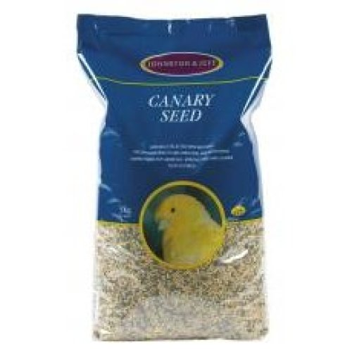 J&j Canary Seed 3kg (Pack of 4)