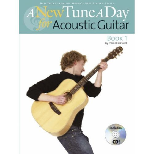 A New Tune a Day for Acoustic Guitar: bk 1