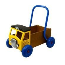 Yellow Truck Baby Walker