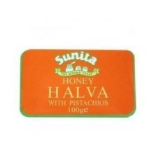 Sunita - Halva Pistachio (Honey) No added sugar