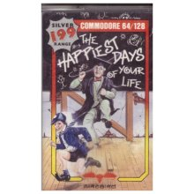 The Happiest Days Of Your Life for Commodore 64 from Firebird