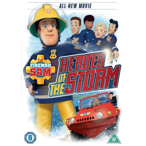 Fireman Sam: Heroes Of The Storm [DVD]