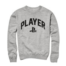 PlayStation Player Grey Sweater