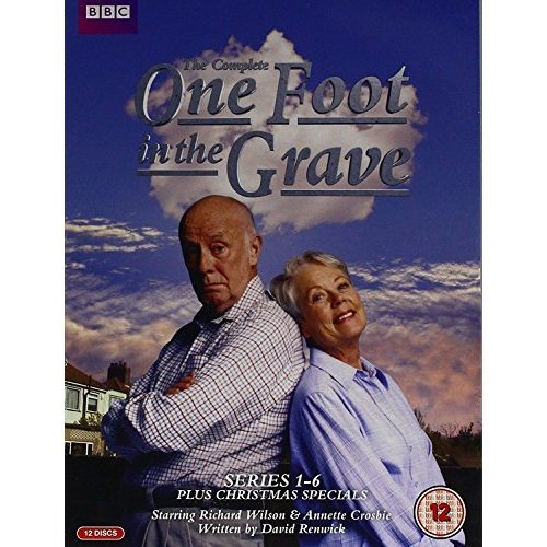 One Foot In The Grave: Complete Series 1-6 [DVD] [DVD]