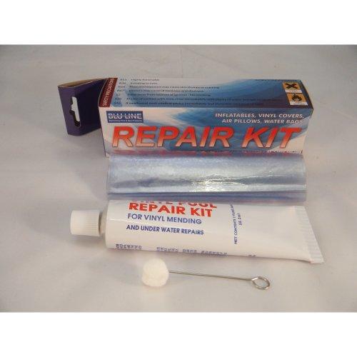 Inflatable Hot Tub & Spa Vinyl Repair Kit.
