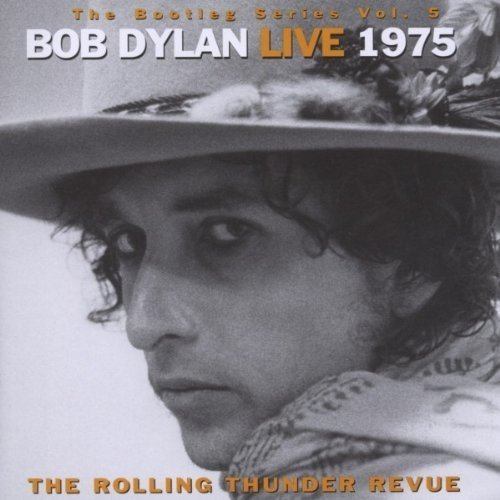 Bob Dylan - the Bootleg Series Vol. 5 : Bob Dylan Live 1975 (the Rolling Thunder Revue) [CD]