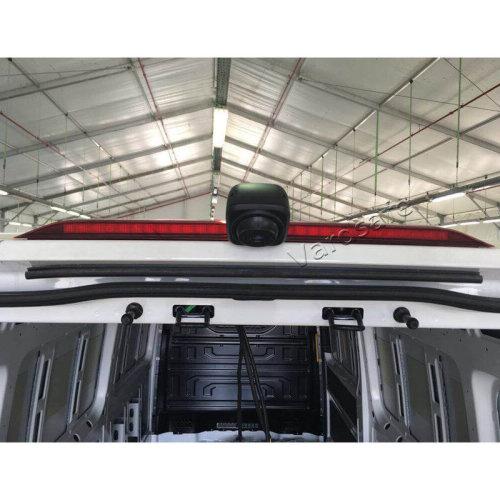 Vardsafe Brake Light OEM Reverse Backup Camera Kit for Volkswagen VW Crafter (2017-2018)