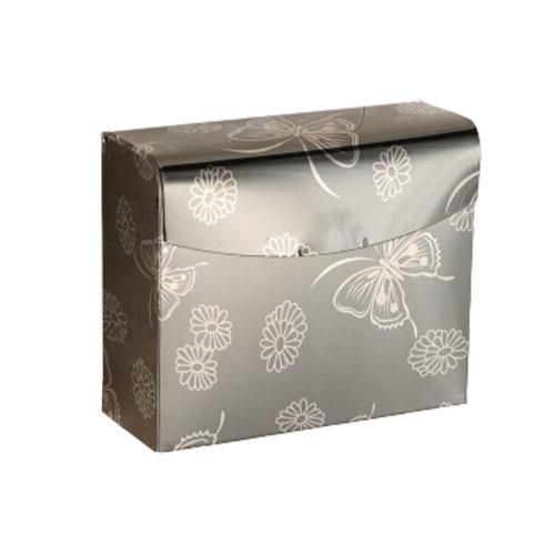 Bathroom Tissue Holder/Toilet Paper Holder,Stainless Steel,big,butterfly