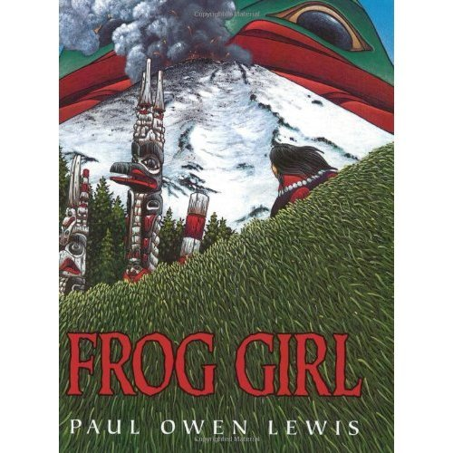 Frog Girl (Rise & Shine) - Paul Owen Lewis