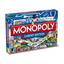 Cardiff Monopoly Family Board Game Brand New Sealed