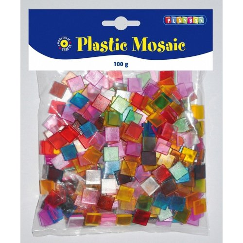 Pbx2471176 - Playbox - Plastic Mosaic 10 X 10 Mm