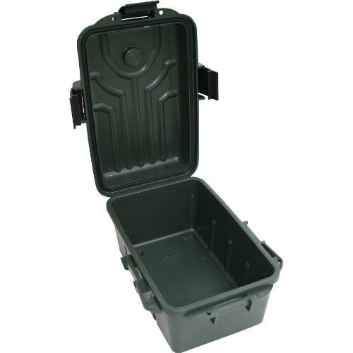 MTM Survivor Dry Box with O Ring Seal Forest Green Large