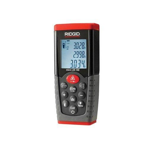 RIDGID 36158 Micro LM-100 Laser Distance Measure
