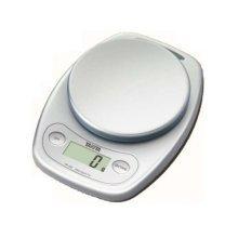 Tanita Digital Kitchen Scales White with Mixing Bowl 3 kg /1 g (KD406SV)