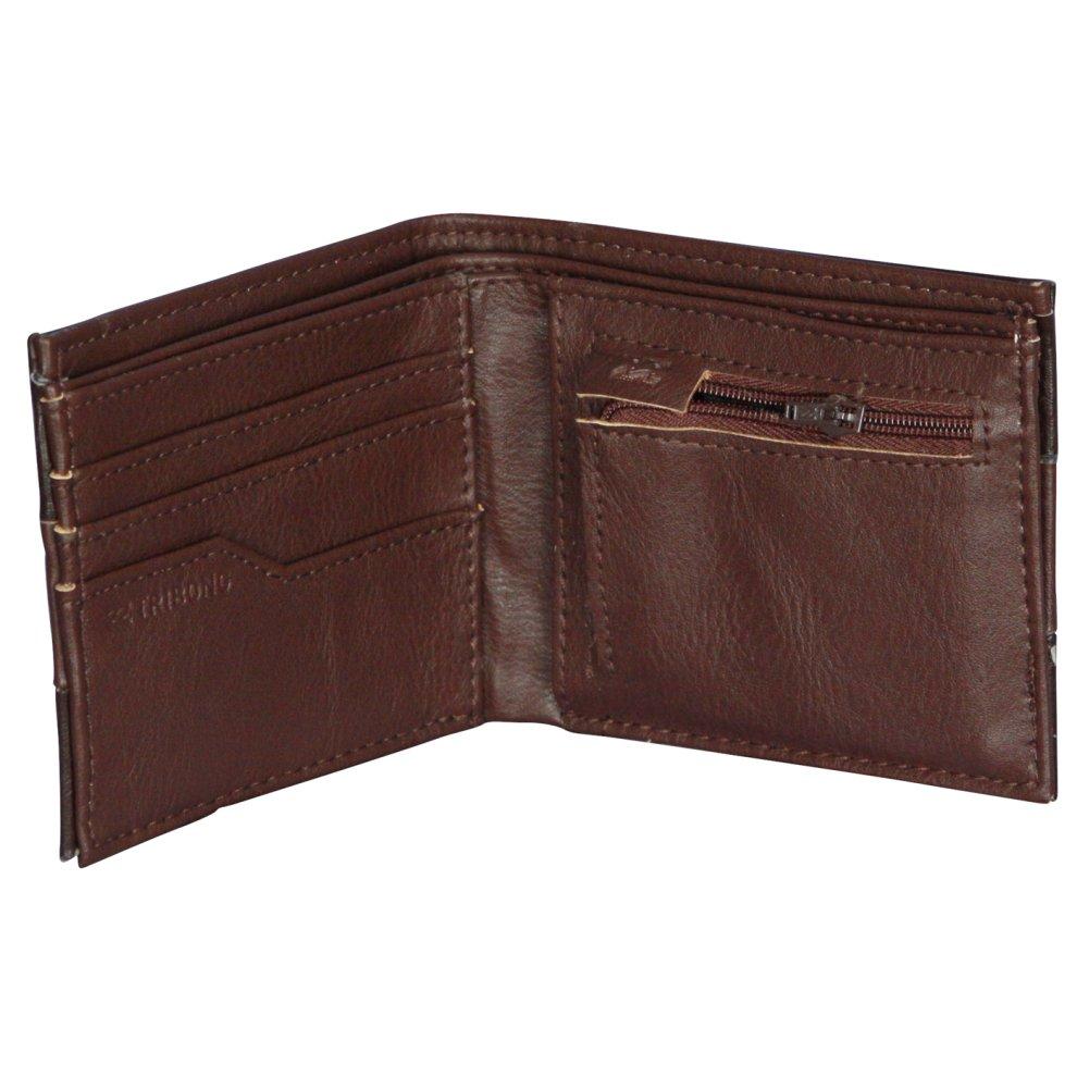 2 Billabong Bifold Wallet ~ Tribong Big Bill Negro