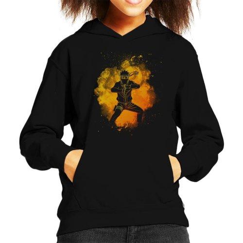 Naruto Soul Of The Ninja Kid's Hooded Sweatshirt