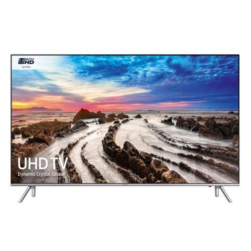 Samsung UE65MU7000 65 Inch SMART 4K Ultra HD HDR LED TV TVPlus USB Record