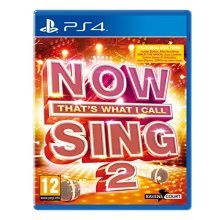 Now That's What I Call Sing 2 (Solus) (PS4)