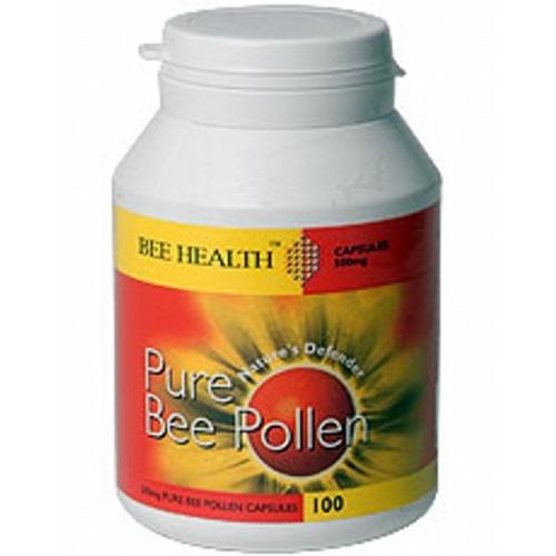 Bee Health Bee Health Pollen 500mg 100 Capsules