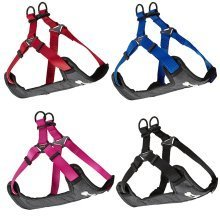 Bunty Soft Comfortable Breathable Fabric Dog Puppy Pet Adjustable Harness Vest