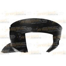 Fiat Qubo 2008- Front Wing Arch Liner Splashguard Right O/s