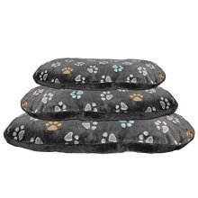 Trixie Jimmy Dog Cushion, 80 x 50 Cm, Taupe - Pillow Oval Grey Various Sizes New -  trixie dog pillow jimmy oval grey various sizes new