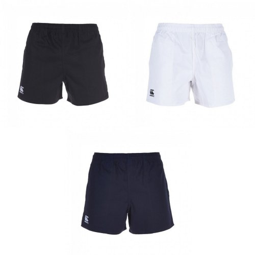 Canterbury Childrens Teens Professional Elasticated Sports Shorts