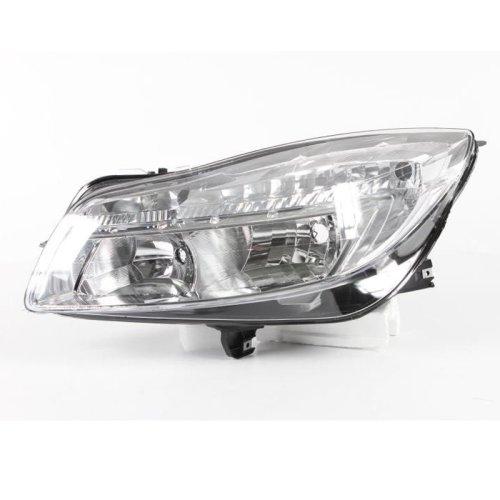 Vauxhall Insignia 2008-2013 Headlight Headlamp Chrome Inner Passenger Side N/s