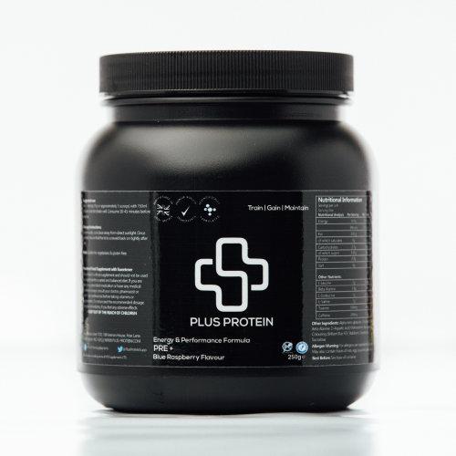Plus Protein PRE Workout +