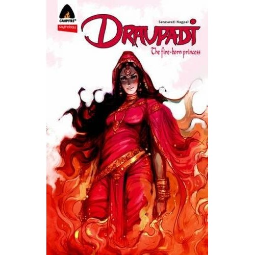 Draupadi (Mythology) (Campfire Graphic Novels)