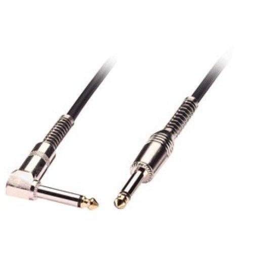 Lindy 6.3mm M/M 10.0m audio cable 10 m 6.35mm Black