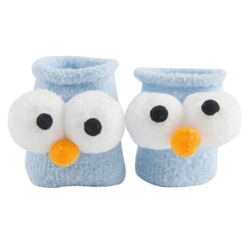 Baby Cool Socks Keep Warm Floor Socks Winter Thicken Boot Socks-A6